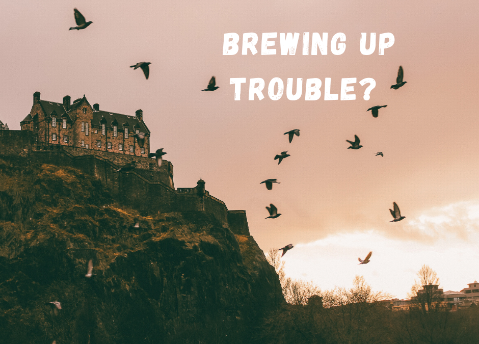 Are You Brewing Up Trouble?